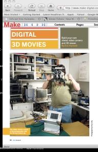 Eric Kurland 3D CAMERA