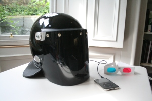 3D Viewing Helmet